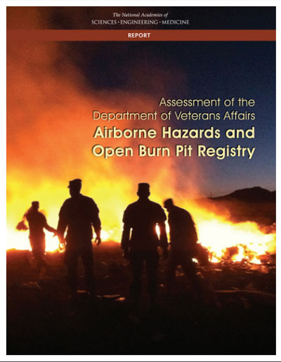 Assessment of the VA Burn Pit Registry