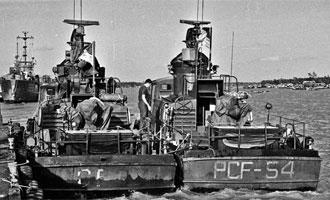 SHIPS IN VIETNAM