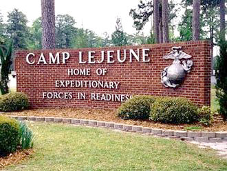 Camp Lejeune veterans