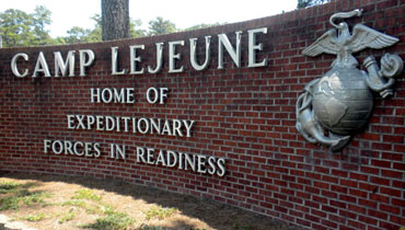 Camp Lejeune presumptive