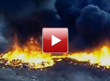 Burn pit videos