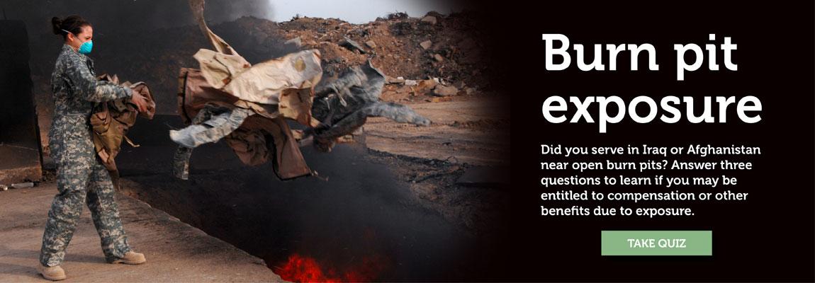 Burn Pit Exposure - VetsHQ