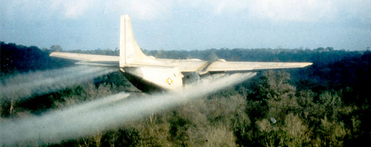 C-123 veterans exposed to Agent Orange