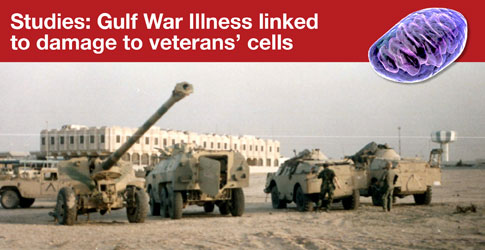 Gulf War Illness and Veteran Mitochondria